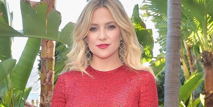 Kate Hudson Looks Freaking AMAZING After 3 Months On Weight Watchers
