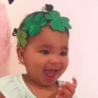 So Cute! See Stormi, True and More Celeb Babies in St. Patrick's Day Outfits