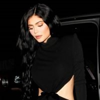Kylie Jenner Shows Off Her Tiny Waist In Sexy Cutout Jumpsuit – Pics