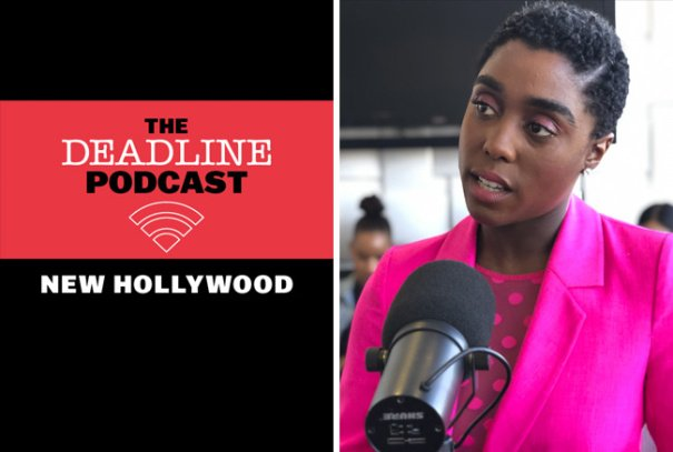 New Hollywood Podcast: 'Captain Marvel's Lashana Lynch On Game-Changing Movie And Her Future In The MCU