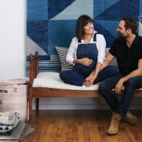 Pregnant HGTV Star Leanne Ford Reveals She Will Deliver Her Daughter the 'Old-Fashioned Way'