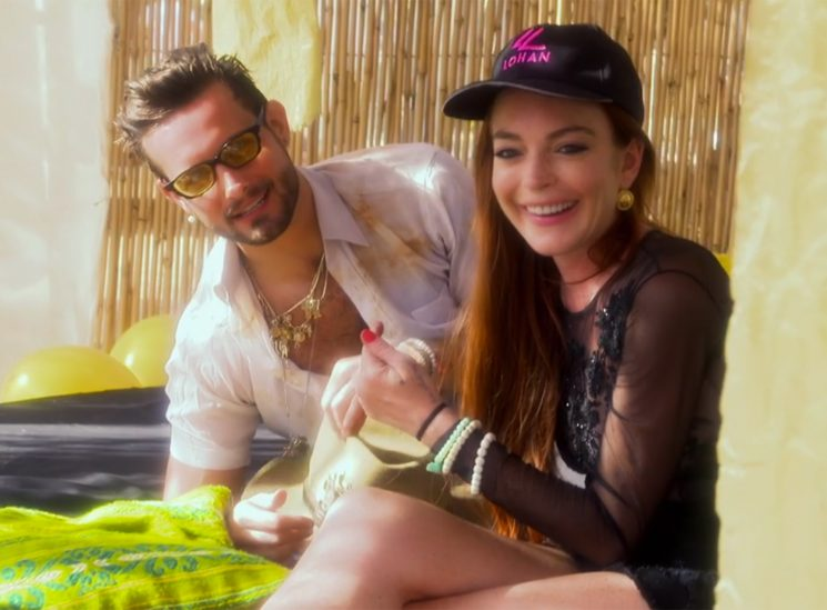 Lindsay Lohan Reflects on Nico Tortorella's Fake Proposal in 2013: 'We're Like Brother and Sister'