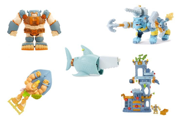 Little Tikes Kingdom Builders Transforms Cool Construction Toys into Epic Adventures