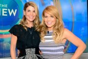 After Lori Loughlin's arrest, Candace Cameron Bure says 'family sticks together'