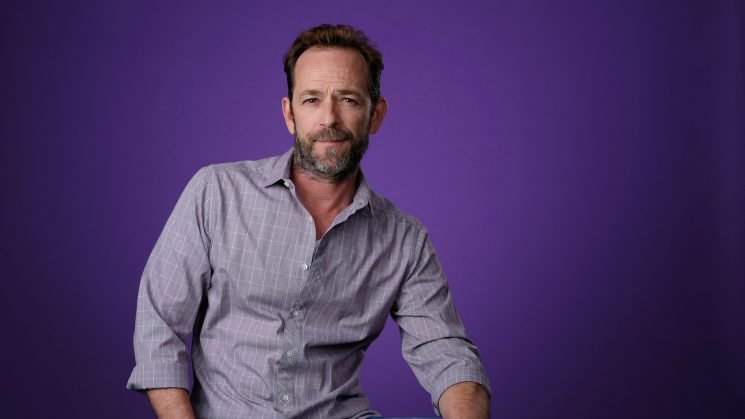 Luke Perry's Daughter Rushes Home to His Side From Africa