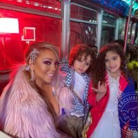Mariah Carey Drops Music Video for 'A No No' – See the Cute Behind-the-Scenes Snap with Her Kids