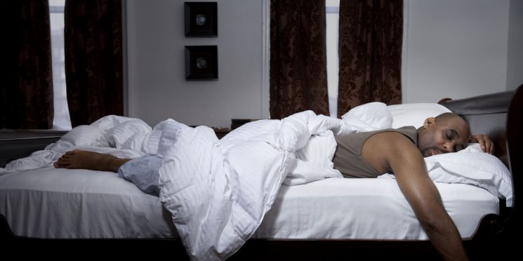 Could a DNA Test Help You Get A Better Night's Sleep?