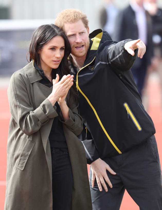 Meghan Markle and Prince Harry First Date Details… REVEALED!