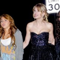 Miley Cyrus Shares Throwback Pics With Demi Lovato, Taylor Swift, More