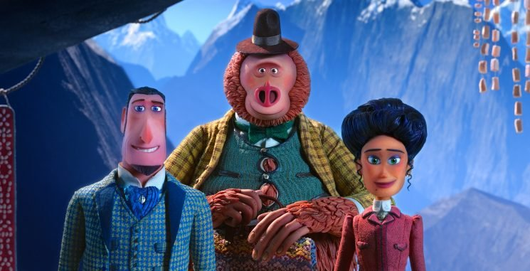 Visiting 'Missing Link,' Laika's 'Indiana Jones'-Inspired Stop-Motion Adventure Comedy