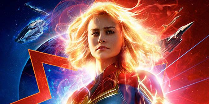 Captain Marvel Is the Most Successful Movie Ever to Star a Female Lead