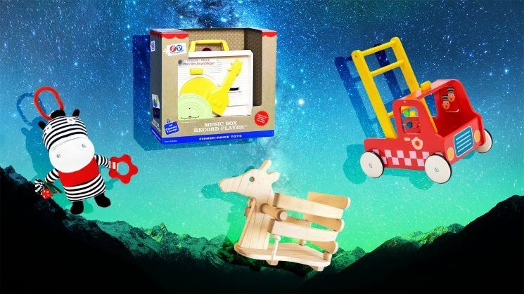 Want a Spot-On Newborn Gift? Buy Based on Baby's Zodiac Sign