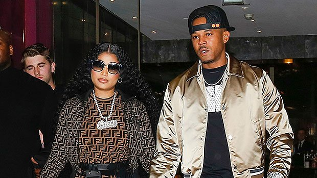 Nicki Minaj's BF's Rumored Baby Mama Shows Bloody Floor After Claiming Someone Tried To Kill Her