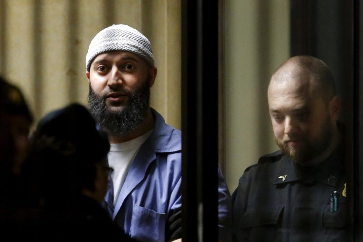 When is The Case Against Adnan Syed on Sky Atlantic, what is the Serial podcast and what's the documentary about?