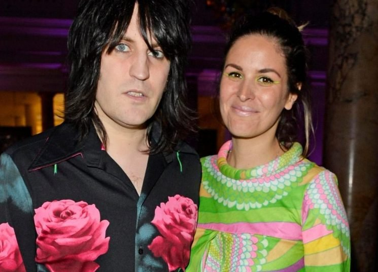 Who is Noel Fielding's girlfriend Lliana Bird? Radio X host gave birth to her first baby with the Great Celebrity Bake Off host