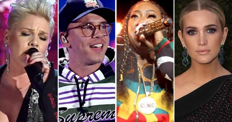 9 Songs You Gotta Hear on #NewMusicFriday: P!nk, Logic, Missy Elliott, Ashlee Simpson