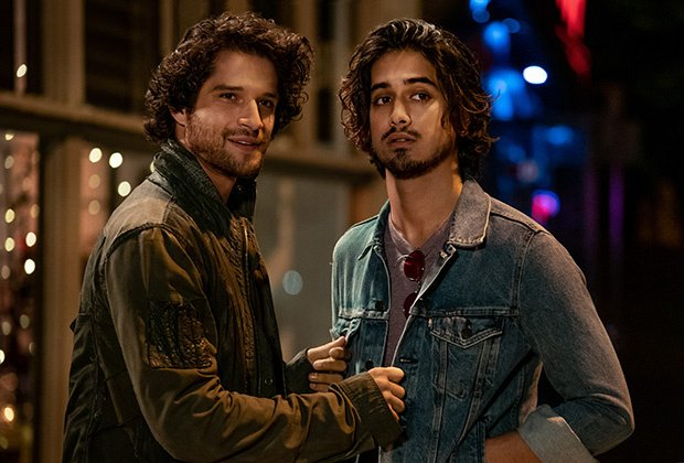 Now Apocalypse's Avan Jogia Knows His Sex Scenes With Tyler Posey Are 'Going to Be Gif'd to Death'