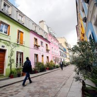 Instagram-crazed tourists turn famed Paris block into 'hell'