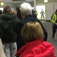 Passengers on Virgin Atlantic flight from Barbados quarantined at Gatwick after '150 people hit with mystery coughing sickness'