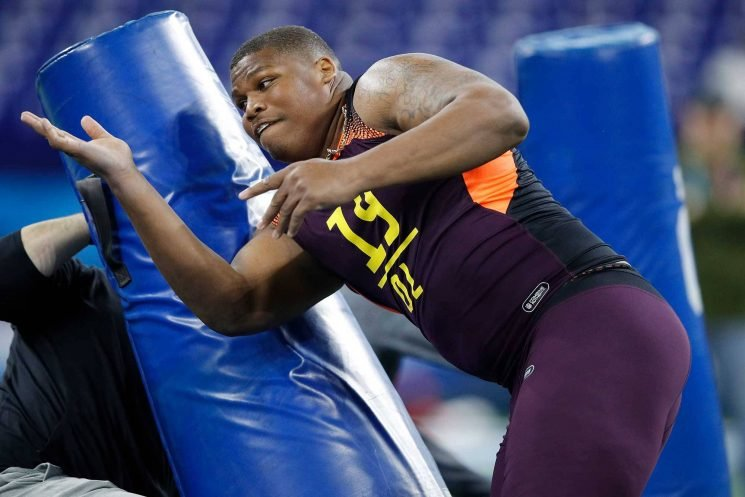 Giants watching Alabama's Quinnen Williams for dream draft scenario