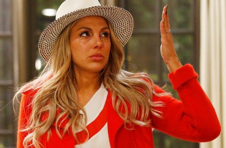'RHOC's Gina Kirschenheiter A 'Fugitive!' Warrant Issued For Star's Arrest