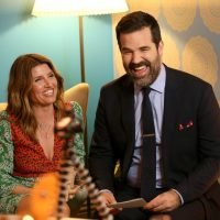Rob Delaney From 'Catastrophe' Discusses His Grief To Help Others