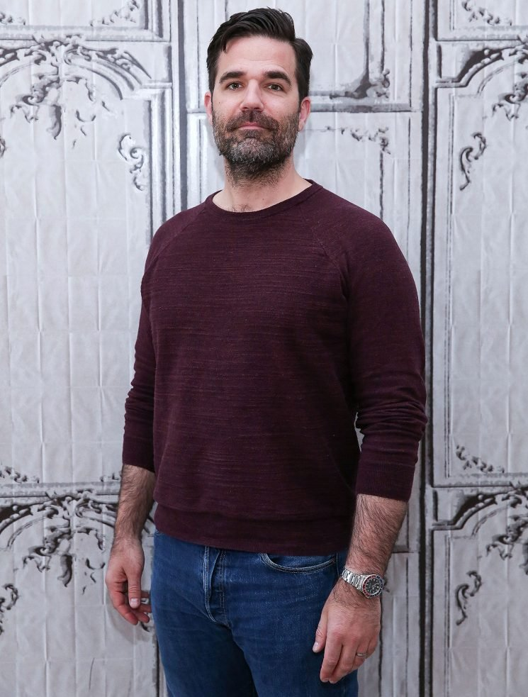 Rob Delaney Feared He Wouldn't 'Bond' with His New Baby After His 2½-Year-Old Son's Death