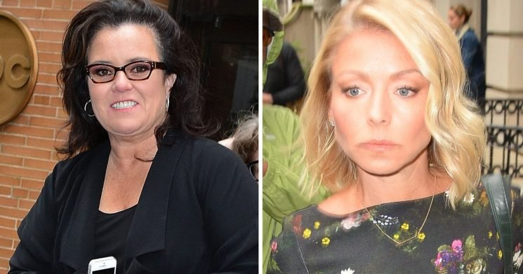 Rosie O'Donnell Rips 'Mean' Kelly Ripa In 'View' Tell-All as She Reflects on Their 'Weird Feud'