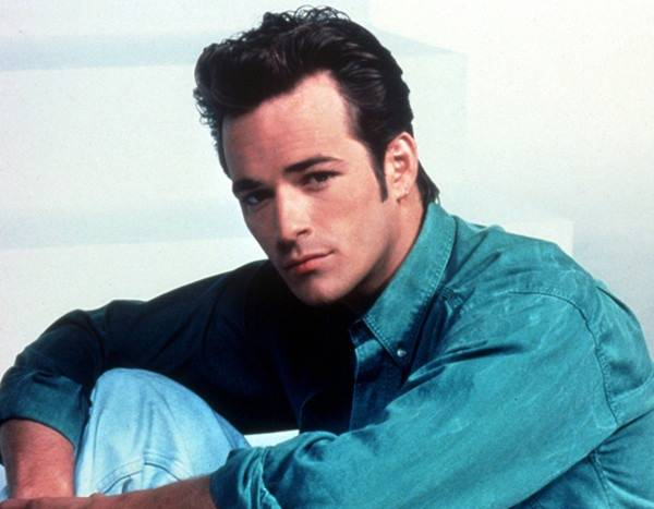 Watch Luke Perry Reflect On 90210 In This 1990 Interview