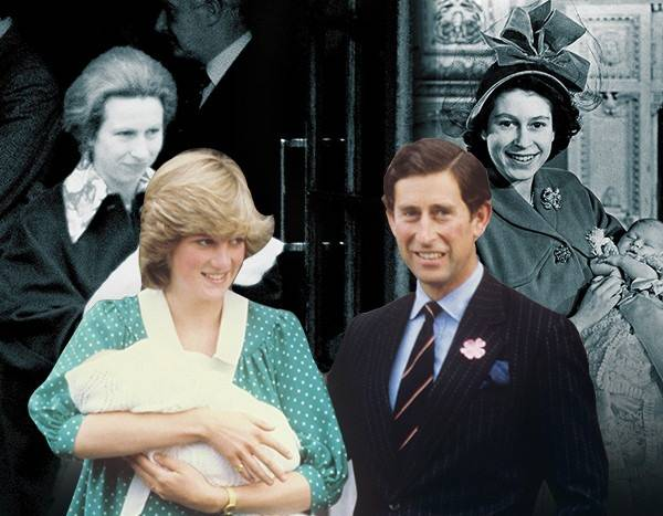 How Diana and Charles Helped Shatter the Royal Baby Mold
