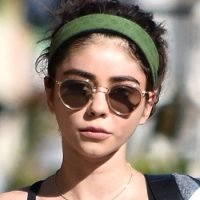 Sarah Hyland Goes Makeup Free While Recovering From Illness That Resulted In Hospitalization – Video