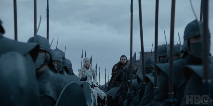 The 'Game of Thrones' Season 8 Trailer Will Give You Chills