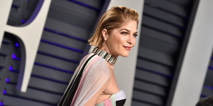 Selma Blair Just Shared A Photo Of Her New Bike Designed To Help Her Get Around With Multiple Sclerosis