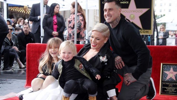Pink Was Just Mom-Shamed For the Most Ridiculous Reason