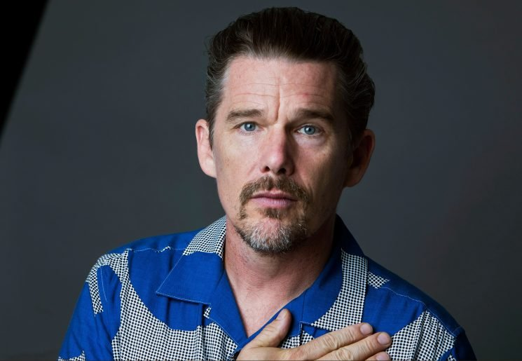 'Good Lord Bird': Ethan Hawke Comes to TV to Play John Brown in Showtime Series