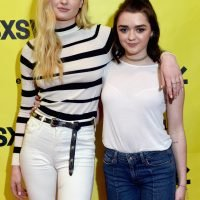 Sophie Turner & Maisie Williams 'Tried to Sneak a Kiss Into Every Scene' Together on Game of Thrones