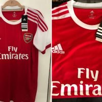 Arsenal's new kit leaked online and fans are loving the retro adidas design