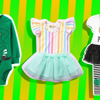 Dress Your Little Leprechaun in This on St. Patrick's Day