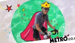 Strong Women: 'Cycling was an escape from grief -  it brought me back to life'