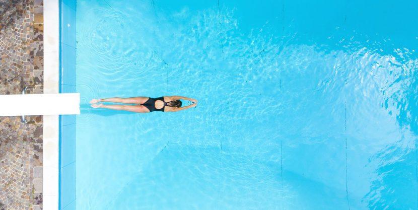 Wait, Swimming Burns HOW Many Calories?
