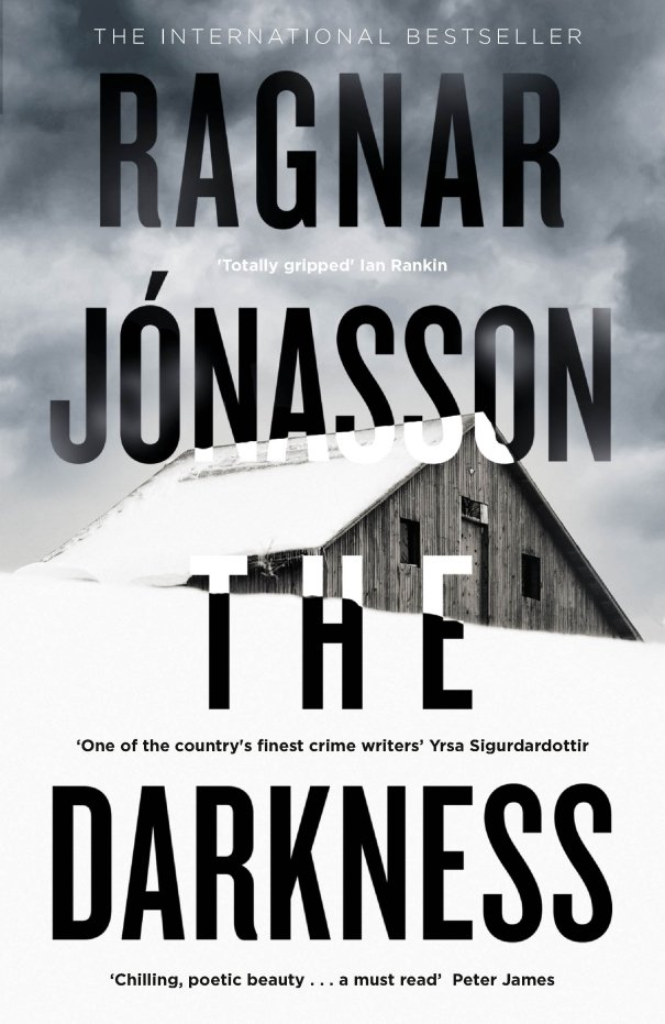 Greg Silverman's Stampede Acquires Ragnar Jónasson's 'The Darkness', Launching International Arm