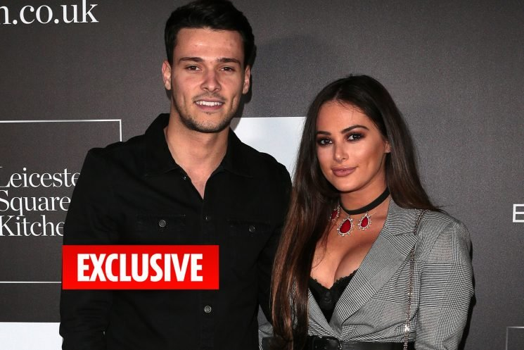Towie's Courtney Green reveals her joy after abusive ex Myles Barnett was axed from the show