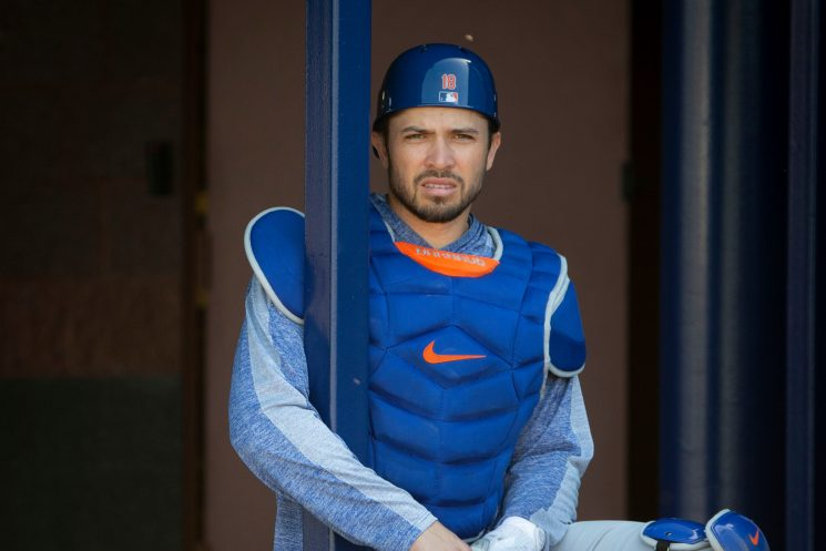 Elated Travis d'Arnaud is ready for comeback — but with Mets?