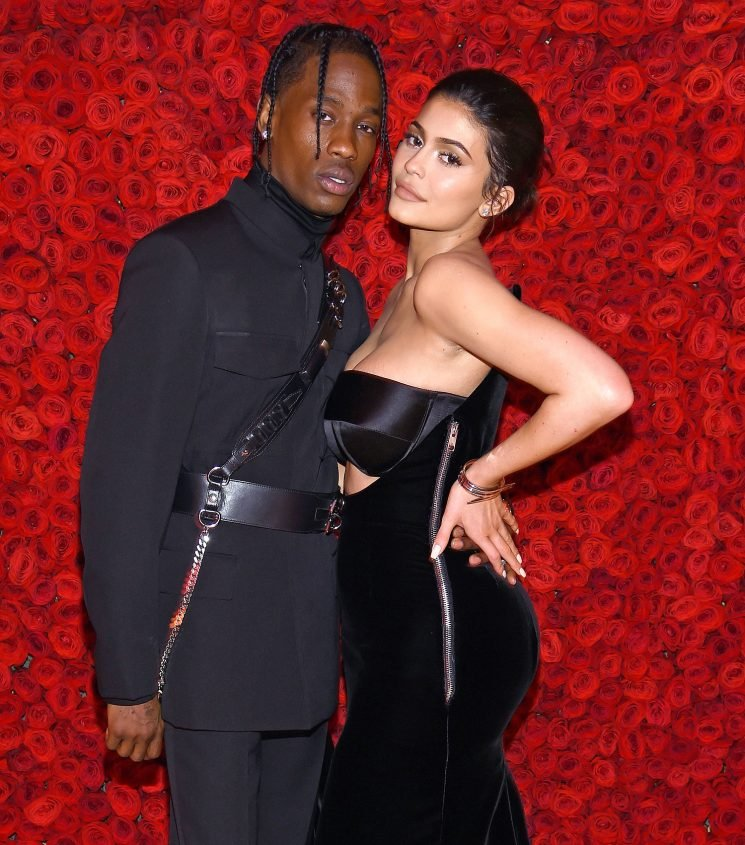 Travis Scott Tells 'Wifey' Kylie Jenner 'Love You' During Concert After Denying Cheating Rumors