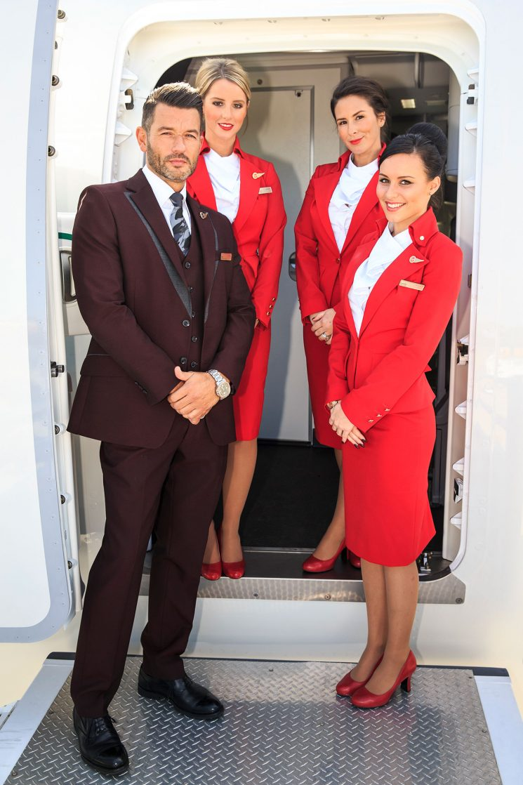 Virgin Atlantic Is No Longer Requiring Female Flight Attendants to Wear Makeup or Skirts