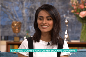 Corrie's Bhavna Limbachia reveals she spent a WEEK under the rubble to film Rana's heartbreaking death and defends show over backlash from LGBT community