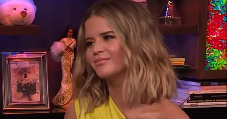 Maren Morris' Wedding Included a 'Housewives' Shoutout — Plus, Getting Revenge on 'American Idol,' 'The Voice'