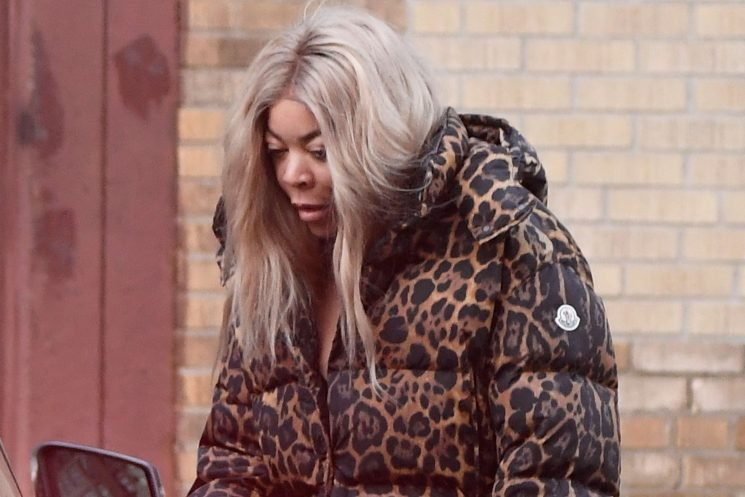 Wendy Williams spotted leaving sober house after candid admission