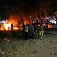 Five killed by Al-Shabaab car bomb in Somalia