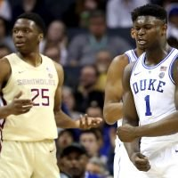 March Madness is all about Zion Williamson and those he knows best